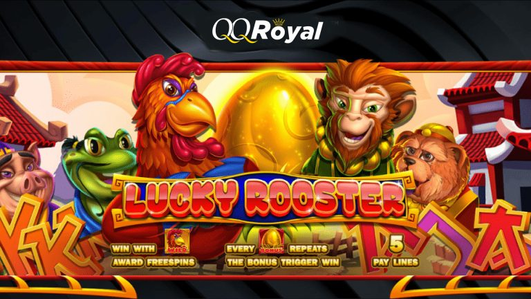 Lucky Rooster Joker123 QQSlot